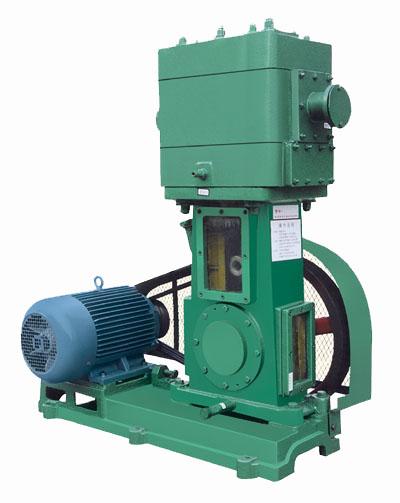 WL、WLW系列立式(无油)往复式真空泵